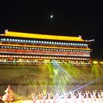 3) Tanzdarbietung bei Mondschein