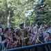 Audience @ Prince's Island Park. 2017 Calgary Folk Music Festival.
