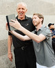 Selfie With Bill Walton