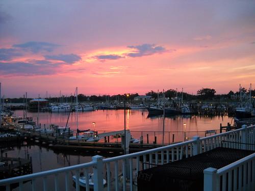 Best Sunset Views on the MS Coast