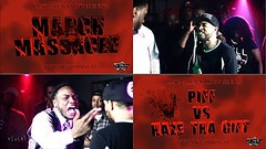 PIFF VS HAZE THA GIFT / PRESENTED BY WEGOHARDTV... (battledomination) Tags: by t one big haze freestyle king ultimate pat domination clips battle dot charlie gift hiphop vs rap lush smack trex league stay tha mook rapping presented murda battles rone the piff conceited charron saurus arsonal kotd dizaster filmon wegohardtv battledomination