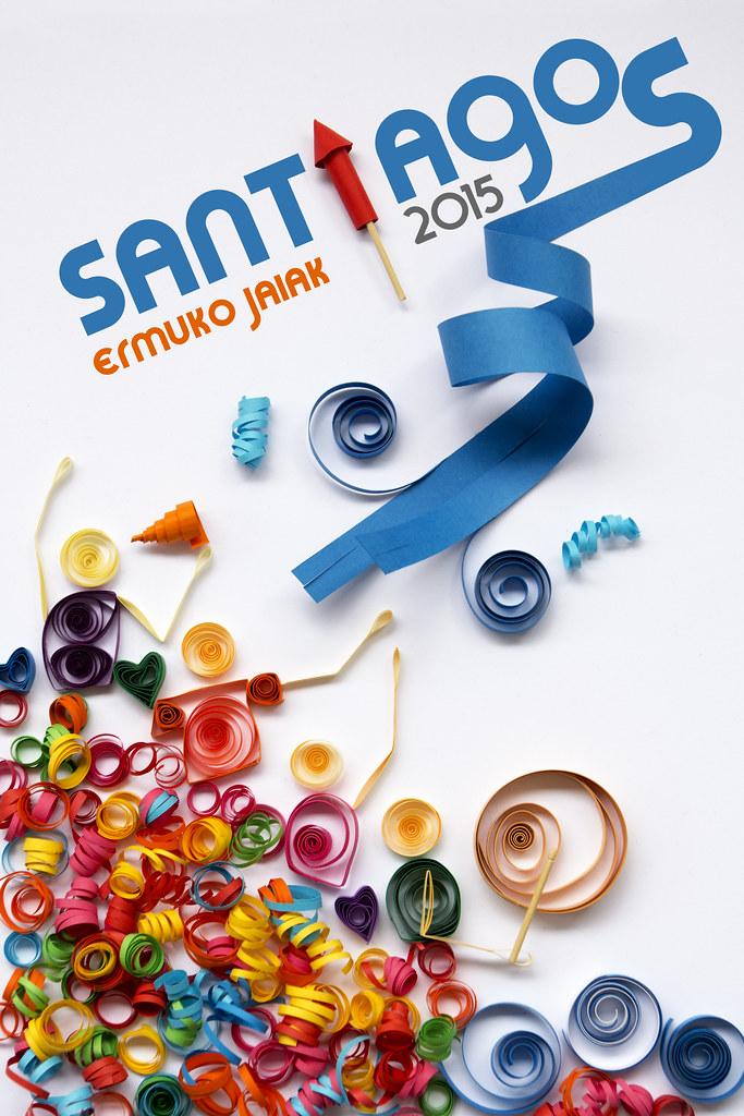 Cartel de Santiagos 2015