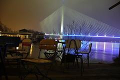 stolice & most (Fif') Tags: bridge caf bar river ada serbia save rivire most pont balkans belgrade beograd yugoslavia sava belgrad balkan srbija serbian serbe jugoslavia serbie srpska jugoslavija serbien yugoslavija kafana