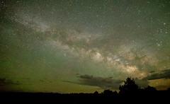 Meteor Through the Milky Way (Gentilcore) Tags: utah unitedstates astro galaxy astrophotography nightsky meteor milkyway grandstaircaseescalantenationalmonument garfieldcounty