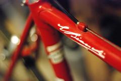 57cm Bianchi Trofeo (hamilton.pedrick) Tags: road italy classic bike vintage cycling italian steel bikes made biking frame athena tubing exclusive bianchi cromo campagnolo veloce trofeo 4130 ambrosio dedacciai chromemoly