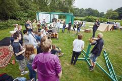 Dorp Erikjan Koopmans (Welcome to the Village) Tags: opening dorp opbouw sjoerd 2015 erikjan koopmans wttv15