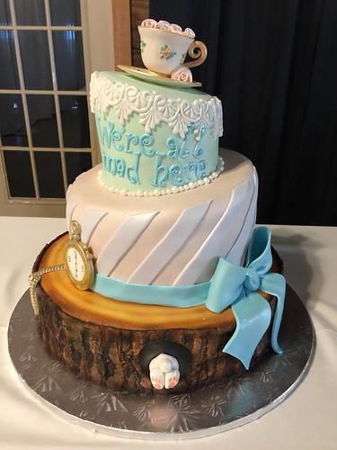 Wedding Shower Cakes