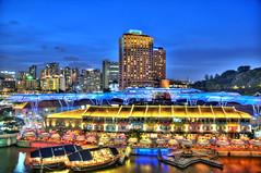 Clarke Quay (clemontz) Tags: nikon singapore cityscape quay tamron clarke d300 1750mm