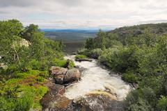Njupån (Jens Haggren) Tags: mountain water stream sweden olympus dalarna omd em1 fulufjället njupån