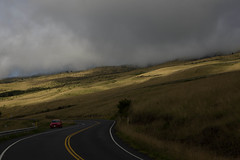 An Afternoon On The Mountain (ArneKaiser) Tags: mountain weather clouds landscape hawaii peak maui haleakala crater summit cloudscape mauicollection