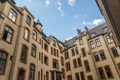 (Alain Bachellier) Tags: voyage trip travel berlin deutschland europe capitale tradition allemagne ville oranienburger juif scheunenviertel hfe