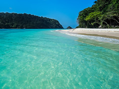beach ko rok yai, Thailand - Strand