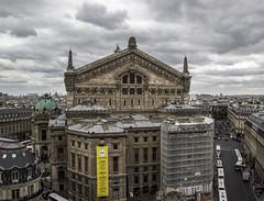 Opéra de Paris from Galeries Lafayette, Paris (IFM Photographic) Tags: paris france canon sp 9th tamron galerieslafayette f28 9ème palaisgarnier 9e parisopera 75009 opéradeparis 600d 1750mm tamronsp1750mm arondisment 9tharrondisment tamronsp1750mmf28diiivc img8228a