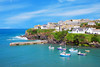 PORT ISAAC. THE LITTLE FLEET. (tommypatto : ~ IMAGINE.) Tags: coast seaside cornwall portisaac harbours kernow portwenn worldwidelandscapes panoramafotográfico theoriginalgoldseal