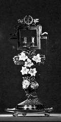 3 - Metz Eglise Sainte-Thrse Chapelle Louis et Zlie Martin Reliquaire (melina1965) Tags: flowers blackandwhite bw flower church fleur fleurs nikon noiretblanc churches july lorraine juillet glise metz moselle reliquary 2015 glises reliquaries d80 reliquaire reliquaires