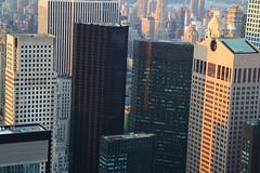 concrete jungle where dreams are made of (aka Jon Spence) Tags: nyc newyorkcity usa newyork america unitedstates manhattan midtown trumptower topoftherock sonytower 30rockefeller