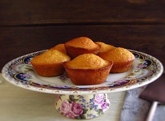 Butter lemon muffins | Food From Portugal (Food From Portugal) Tags: portugal recipes receitas muffins queques cakes bolos