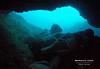 Belharra Marine Cave (YellowSingle 单黄) Tags: underwater belharra marine cave ultimate exploration scuba diving gopro tech ocean atlantic
