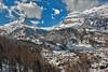 Swiss Winter Time will be happening...The Matterhorn , the Symbol of Switzerland and Zermatt . No. 4120. (Izakigur) Tags: suizo swiss svizzera سويسرا laventuresuisse lepetitprince myswitzerland landscape alps alpes alpen zermatt matterhorn cervin cervino switzerland schwyz suïssa suiza suisse suisia schweiz ch lasuisse musictomyeyes nikkor nikon helvetia liberty izakigur flickr feel europe europa dieschweiz nikond700 nikon2470mmf28g snow kantonwallis cantonduvalais white village snowy