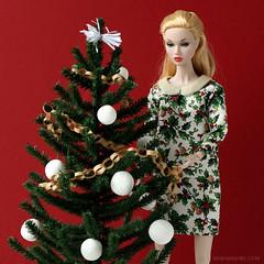 (MINIMAGINE) Tags: poppyparker poppyparkerdoll xmas christmas happyxmas