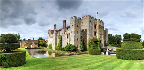 Hever Castle (Explored)