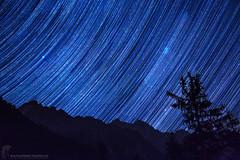 Sternspuren-Startrails-Val di Genova (Adamus W. Adelus) Tags: sternenhimmel fotografieren nachthimmel sterne milchstrase strichspuren startrails sternspuren val genova südtirol altoadige italia italien canon 6d walimex samyang 35 35mm