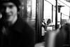 Happy faces (LACPIXEL) Tags: rue street calle urbain urban urbano café brasserie pub bar client cliente customer visage cara face happy feliz heureux paris france ville town ciudad capitale capitalcity noiretblanc blackandwhite blancoynegro monochrome inside intérieur interior fuji fujifilm fujinon flickr lacpixel xt2