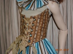 DSC_6933 (Harpia_s) Tags: dollstown kaye wiggs sd elf alina corset corsage