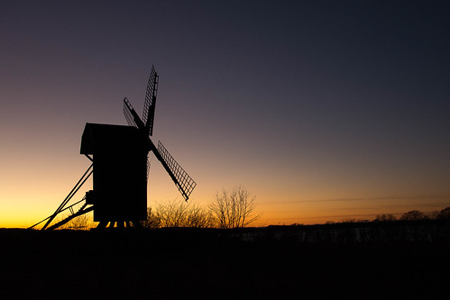 The old wind mill 2