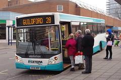IMGP6911 (Steve Guess) Tags: woking surrey england gb uk bus cawseyway buses excetera j14 evolution mcv