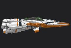 FL_3WIP (Cagerrin) Tags: lego system technic racer wip ldd 3d legodigitaldesigner