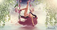 New Post: ∞Forever 21∞ LOTD 305 Like An Angel... (adriane.silvaa07) Tags: catwa maitreya doux blueberry epiphany astralia fantasy magic fashion photography secondlife