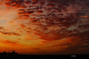 couché du  26-12-2016 - sunset (serial n° N6MAA10816) Tags: sunset couché soleil nuage cloud jaune red rouge