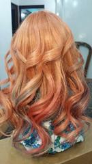New wig #luts #kiddelf #bjdwig #bjd (edwbardales128) Tags: luts bjdwig kiddelf bjd