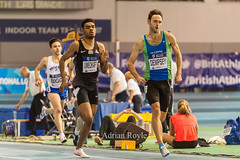 DSC_7357 (Adrian Royle) Tags: sheffield eis sport athletics track field action competition racing running sprinting jumping throwing britishathletics nikon indoor indoorathletics ukindoorathletics 2017