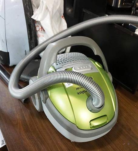 Aerus Canister Vacuum and Electrolux Ultrasilencer Vacuum ($156.80, $112.00)