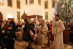 108. Nativity of the Lord at Lavra / Рождество Христово в Лавре 07.01.2017