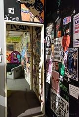 Whats in Here (Jocey K) Tags: newzealand southisland christchurch ymca mural streetart art artwork building spectrumstreetartfestival