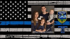 Officer Michael Louviere (TPOAcares) Tags: endofwatch eow tpoacares tustin police