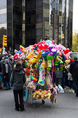 Balloons (john weiss) Tags: columbuscircle events manhattan nyc nycthanksgivingdayparade newyork places