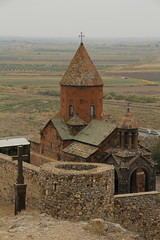 IMG_6872 (Tricia's Travels) Tags: armenia travel explore khorvirap araratprovince aremniaturkeyborder monastery tourism