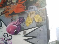 London Street Art (koothenholly) Tags: endless endlessartist endlesstheartist hanburystreet london londonstreetart hnrx