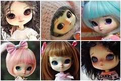 Pamdolls' custom Yeolumes. Choose your favourite one! <3 (♥PAM♥dolls♥) Tags: cute doll pamdolls yeolume