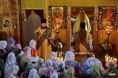 67. Patron Saint's day at All Saints Skete / Престольный праздник во Всехсвятском скиту