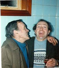 Mucker & Christie (misterworthington) Tags: bar scotland highlands kilt drink drinking whiskey fags pissed mckenzie tweed fireeater poachers kintail dornie lochduich ghillies glenshiel mahog kitaillodgehotel