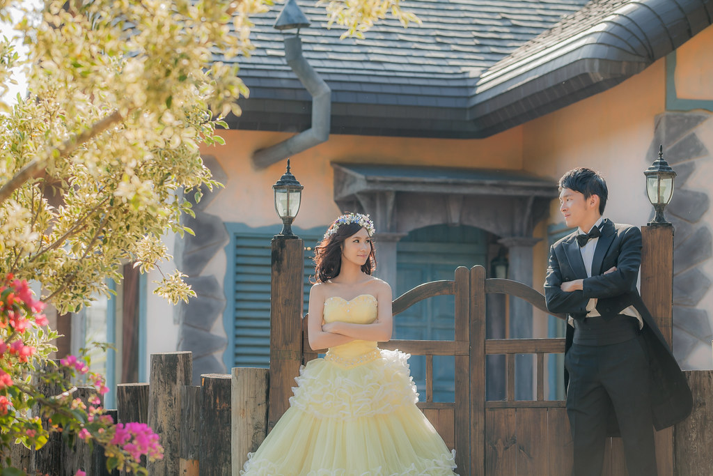 自助婚紗,自主婚紗,婚紗攝影,婚紗照,法拉利,超跑婚紗,愛麗絲的天空,攝影基地,Fantasia梵塔莎手工婚紗