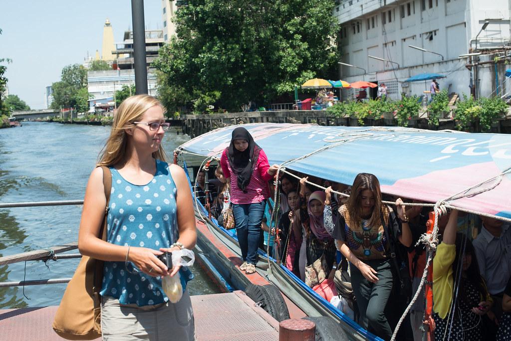 Bangkok Boat-bus