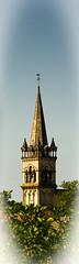 the spire at Meilhan sur Garonne (grahamrobb888) Tags: summer france church nikon sunny spire sur garonne meilhan d5100
