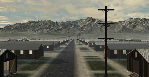 Internment Camp--Do we learn nothing from history?