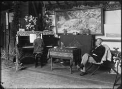 J.M. Graadt van Roggen (Regionaal Archief Alkmaar Commons) Tags: piano bergen atelier bonda